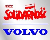 ZNACZEK VOLVO may